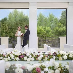 「空・光・水」をテーマにしたチャペル 青山迎賓館の写真(4674961)