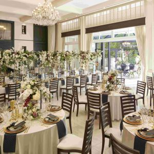 ガーデン付きの開放的でラグジュアリーなパーティ会場 青山迎賓館の写真(4674166)