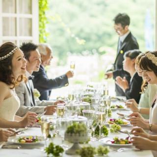 【30名以下限定】ご家族&親戚に人気抜群【庭一望の個室】×試食
