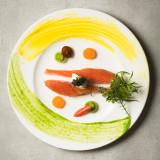 世界各国の食材・調理法を用いた「モダンインターナショナルキュイジーヌ」
