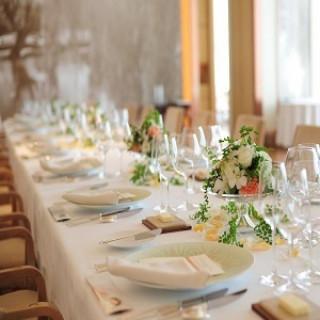 【挙式×少人数パーティ】シェフ厳選の贅沢コース試食フェア