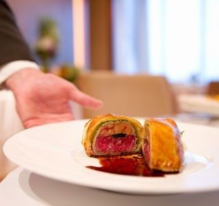 【料理重視のおふたりへ】 三ツ星シェフ厳選の美食フェア