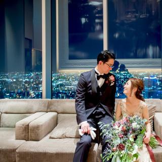 【週末限定フェア】夜景×上質な大人婚フェア