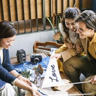 【初見学にオススメ】卒花口コミNo.1×コース試食×相談会