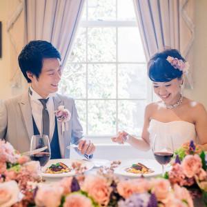 【ひらまつウエディング】都内合同 大人花嫁のレストランウェディング宣言