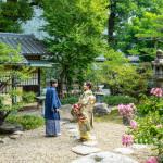 【南森町*徒歩すぐ】四季折々の庭園×本格神社×会場見学フェア