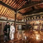 月1開催!【千年の歴史を誇る神社】伝統・本格神前式体験フェア