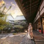 【和装が映える美景】日本庭園&有形文化財「梅花殿」見学ツアー