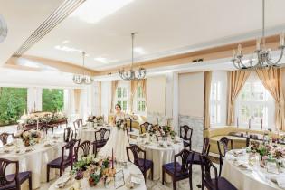 ゲストと楽しむパーティタイム|北野異人館 旧レイン邸の写真(4697853)