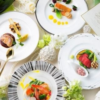 ★当館!支持率激高★和とフレンチの食べ比べ&料理ランクUP!