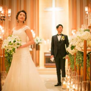 ◆大人花嫁を魅了する◆チャペル見学×本格フレンチ試食フェア