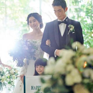 ★平日限定【結婚式プレゼント特典付】2つのチャペル体験フェア