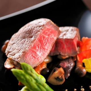 まもなく満席【料理評価★4.6!】北野で大人気の牛フィレ堪能試食♪