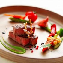 見た目にも美しいお料理|アルカンシエル横浜 luxemariage アルカンシエルグループの写真(5602820)