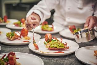 見た目にも美しいお料理 アルカンシエル横浜 luxemariage アルカンシエルグループの写真(16515824)
