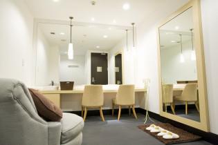 完全個室のヘアメイクルーム☆|アルカンシエル横浜 luxemariage アルカンシエルグループの写真(2825147)