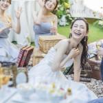 結婚式当日の流れ