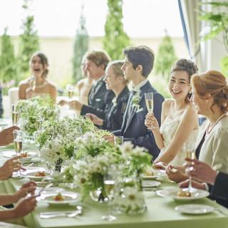 【10名や20名の少人数結婚式】アットホームなおもてなし婚♪