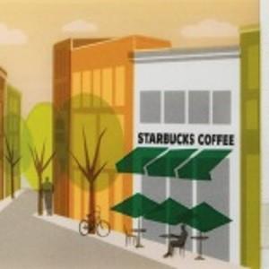 見学されたカップル様にはもれなく、全国展開コーヒーチェーン店の2000円分カードをプレゼント!