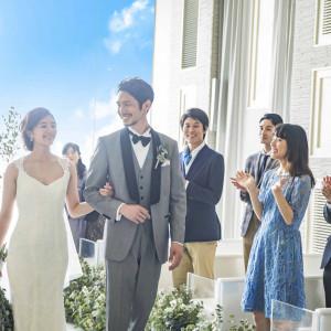 白を基調としたチャペルも清らかな雰囲気を醸し出します|コットンハーバークラブ(横浜)の写真(3737101)
