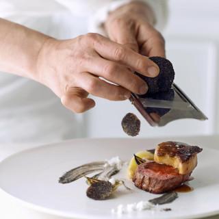 3組限定【料理ランクアップ特典付】シェフのスペシャリテ試食