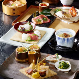 おもてなしの料理は、日本三大料亭「金田中」の和懐石