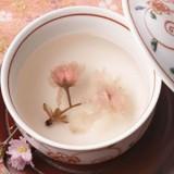 【期間限定】オーダー率 100% ウエルカムドリンク(桜茶・緑茶・昆布茶)プレゼント