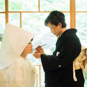 【2018年内の方に】前撮りも叶う!日本庭園ロケフォトプランプレゼント