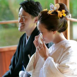 感動の瞬間もゲストと一緒に|三渓園 鶴翔閣(横浜市指定有形文化財)の写真(4208875)