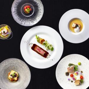 【2名3万円相当】贅沢フルコース試食×模擬披露宴×BIG特典