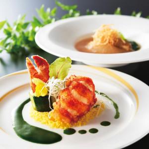 創業58年の歴史と伝統を継承しつつ、新たに創造した美食の一品