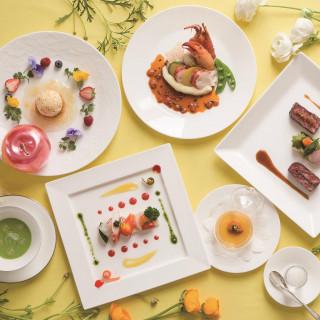 軽井沢プリンスホテル  フォレスターナ軽井沢の料理・ケーキ
