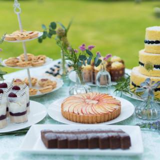 <2018年8月挙式>デザートブッフェorウエディングケーキプレゼント♪<サマー特典と併用可>