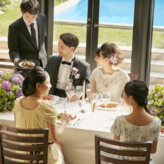 《今だけ¥0》☆週末限定☆人気の絶品婚礼メニュー無料試食会