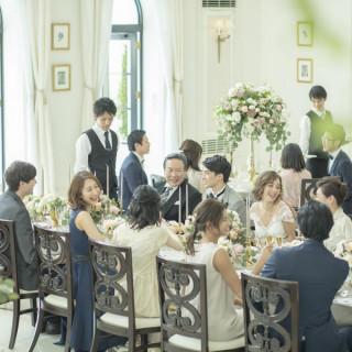 【10~40名!結婚式限定】少人数&家族婚相談会