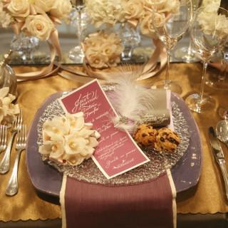 シェフ厳選食材の出来立て婚礼料理を無料で試食※AM来館で「ガラスの靴」♪
