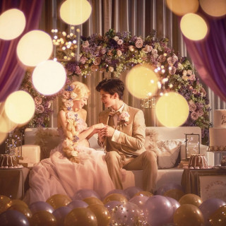 ★ディズニープリンセスデザイングッズ特典付★試食×花嫁体験