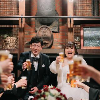 【挙式後は和やかなお食事会を☆】挙式+パーティープラン