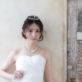 シンプルな王道ドレス(セパレートドレス)