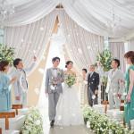 【準備期間1ヵ月でもOK!!】 ¥73,700で叶う少人数結婚式相談会