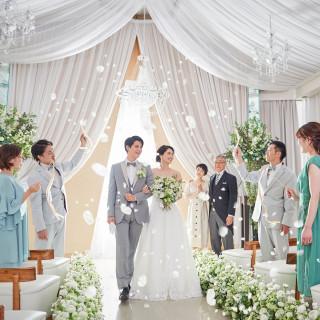 【準備期間1ヵ月でもOK!!】 ¥67,000で叶う少人数結婚式相談会