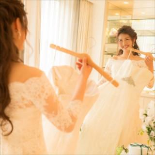 【ドレス試着付】20万円相当ドレス一着プレゼントフェア