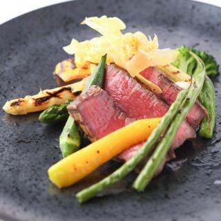 お料理重視の方必見!一番人気の国産黒毛和牛の試食付フェア