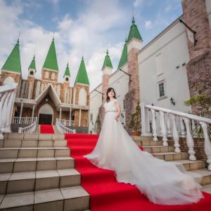 【ベストプライス】北関東最大級の大聖堂◆30mのレッドカーペット体験!