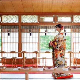 【和婚検討向け】光溢れる独立型神殿体験×無料試食フェア