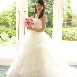 【憧れウェディングドレスが着れるチャンス♪】ドレスフィッティングフェア