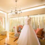 「オリジナルドレスサロン」オリジナルブランドをいわきで唯一完備。姉妹店が各地にあるため幅広い種類のドレスの準備可能。必ずお好きな一着が見つかります。【ララシャンスいわき】