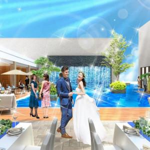 【NEW】水辺の貸切リゾート邸宅×豪華フルコース試食×豪華特典