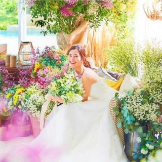 プレ花嫁に大人気♪【憧れドレス&豪華試食】2大体験フェア