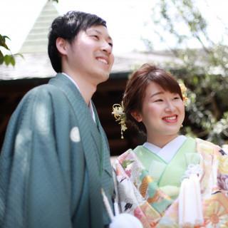 【和×洋】着物で叶える神社挙式&ドレスで楽しむパーティ相談会